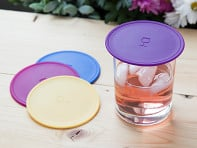 Drink Tops™: Silicone Outdoor Drink Covers