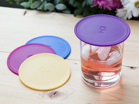Drink Tops?: Silicone Outdoor Drink Covers