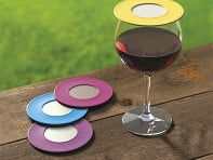 Drink Tops?: Ventilated Wine Drink Covers