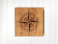 Astronomical Wooden Wall Art