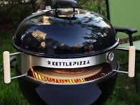 KettlePizza: Pizza Oven for Charcoal Grill