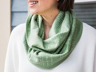 STORIARTS: Book Themed Infinity Scarf