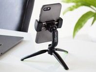 Square Jellyfish: Tripod Phone Mount