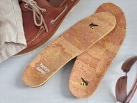 Natural Cork Insoles