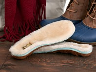 Honey Soles: Sheepskin Insoles