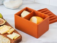 Cheese Vault: Artisanal Cheese Storage Container