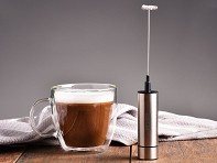 Eparé: Handheld Milk Frother