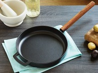 Combekk: Cast Iron Dutch Fry Pan