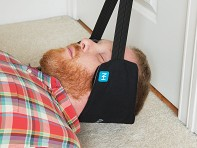 The Neck Hammock: Neck Pain Relief Device