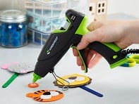 Surebonder: Auto Shut-Off Dual Temp Hot Glue Gun