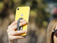 Gear Beast: Universal Cell Phone Grip with Stand