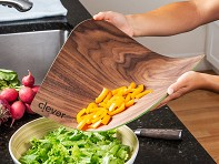 woodNflex: Flexible Wood Cutting Board