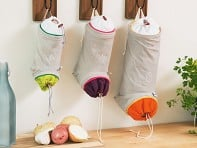 Vegetable Keep Sacks - Full Set of 3