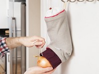 Mastrad: Root Vegetable Keep Sack