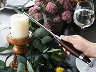 Social Light: Decorative Refillable Lighter