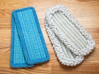 Nellie's WOW Mop: Floor Mop Cleaning Pads