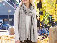 Quinn Apparel Inc.: Cashmere Wrap
