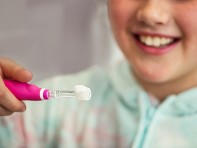Compac Industries: Brilliant Kids Sonic Toothbrush