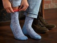 Women's Firm Plantar Support Socks