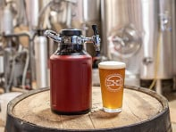 GrowlerWerks: Portable Pressurized Growler