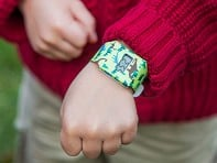 Kids Tyvek® Printed Watch
