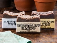 Humboldt Hands: Goat Milk Soap - Trio Pack