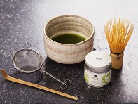 P & T: Matcha Tea Set