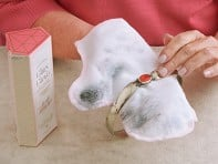 Baublerella: Glitzy Glove Jewelry Polishing Mitt