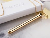 Crave: Vesper Vibrator Necklace