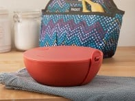 Portable Plastic Lunch Bowl