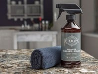 Granite Cleaner & Polish Kit
