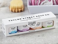 Taylor Street Soap Co.: Mini Whipped Soap Gift Set