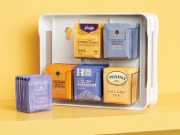 TeaStand® Tea Bag Organizer