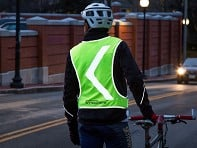 ArroWhere: Reflective Safety Vest