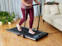 TREADLY: Ultra-Thin Compact Treadmill