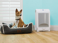 EyeVac: Pet Touchless Vacuum