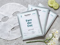 Timeless Beauty Bar: Travel Face Masks - 3 Pack
