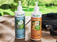 Ticks-N-All: Flea & Tick Prevention for Pets