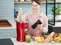 Novis Vita Juicer: 4-in-1 Home Juicer