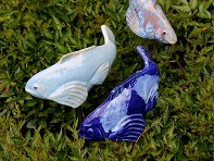 Fish In The Garden: Small Garden Koi - Set of 3