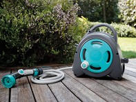 GF Garden: Retractable Garden Hose Reel