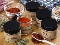 Curio Spice Co.: Basics Spice Gift Set - Choose 5