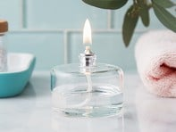 Firefly Fuel: Glass Oil Votive