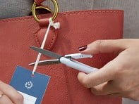 PLUS America: Twiggy Compact Curved Blade Scissors