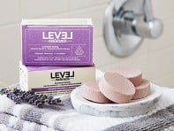 Level Naturals: Aromatherapy Shower Bomb - 8-Pack