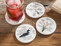 Anatomy Coaster Set, Lifestyle
