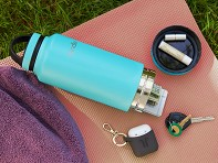 Bindle Bottle: Storage Water Bottle