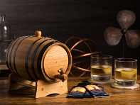 Thousand Oaks Barrel: Spirit-Aging Oak Barrel