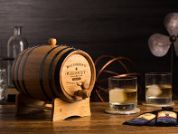 Thousand Oaks Barrel: Personalized Spirit-Aging Oak Barrel
