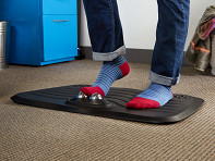 FoamEra: Rectangle Anti-Fatigue & Massage Mat